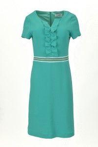 Groene jurk batida