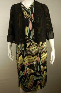 Gekleurde jurk Verpass
