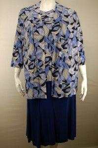 Kobaltblauwe rok