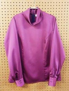 Fuchsia blouse Sommerman